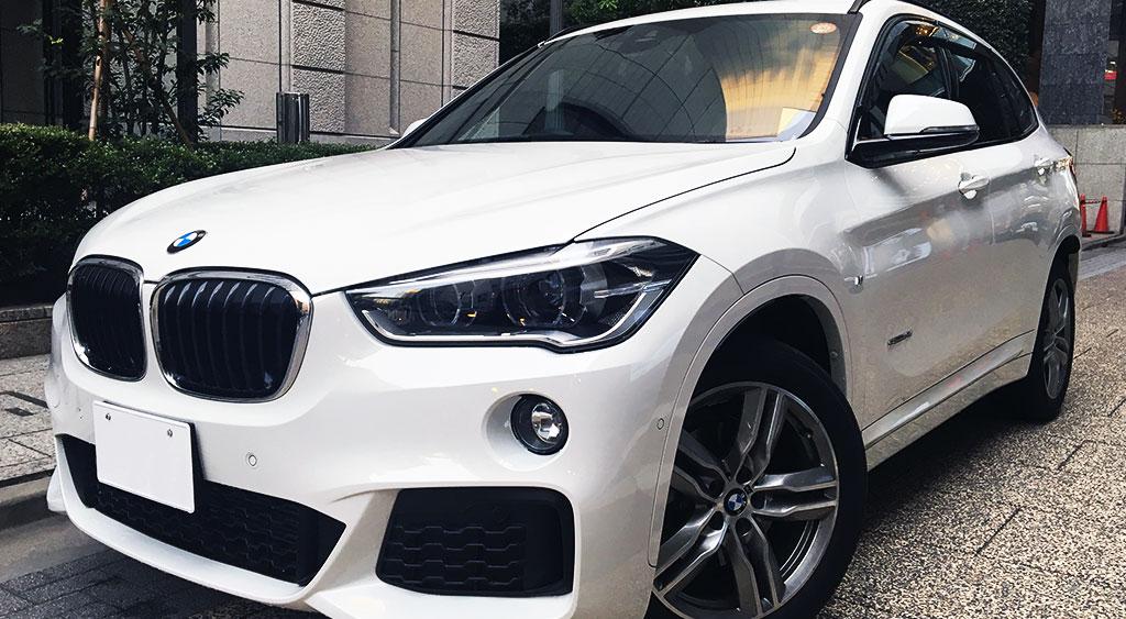 BMW X1 2016年式