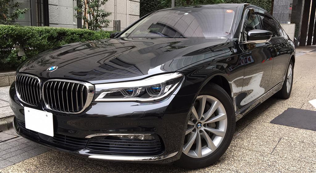 BMW 740Li