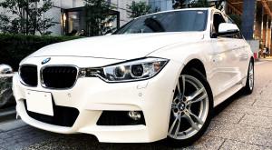 BMW 320d Mスポーツ 2014年式