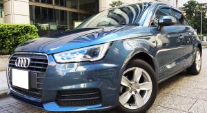 Audi A1 スポーツバック 1.0TFSI 2016年式