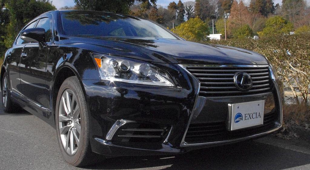 Lexus LS 600hL(2013) EXECUTIVE