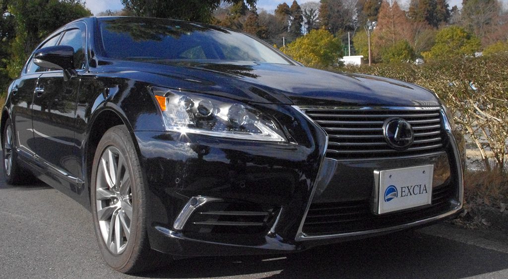 Lexus LS 600hL(2013) EXECUTIVE