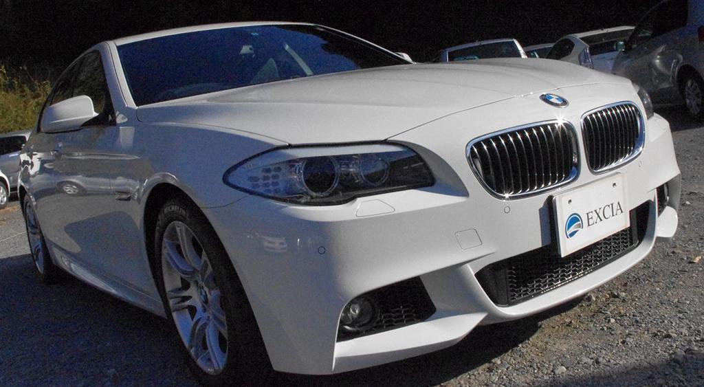 BMW535i Mスポーツ