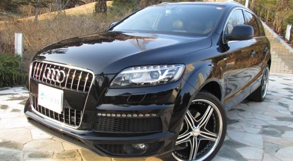 Audi Q7 3.0 TFSI quatro