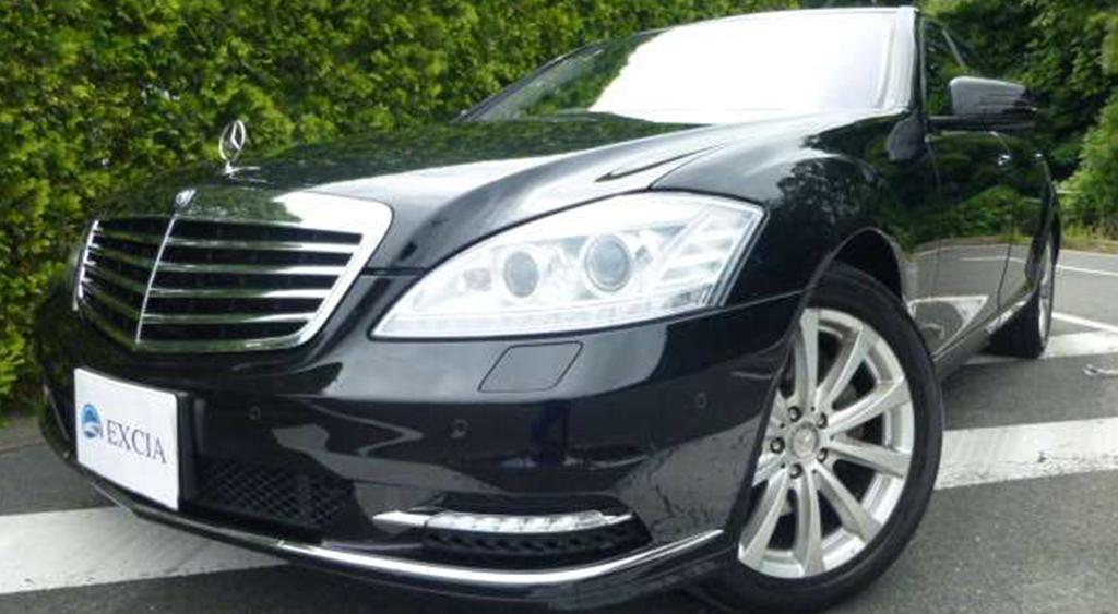 MercedesBenz S550
