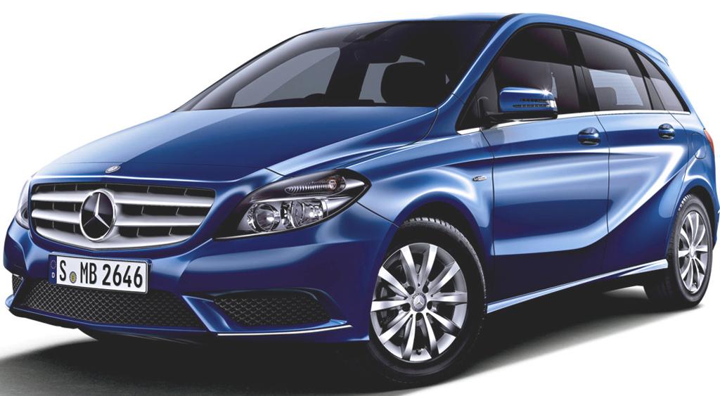Mercedes-Benz Aclass