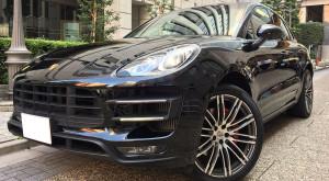 Porsche Macan ターボ