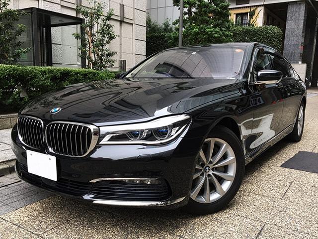 BMW 740Li 査定