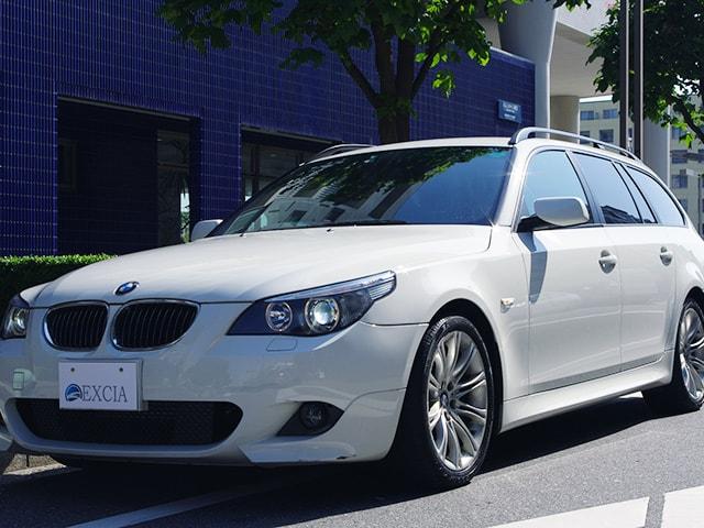 BMW 525iツーリング 査定